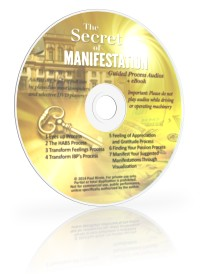 The Secret of Manifestation CD
